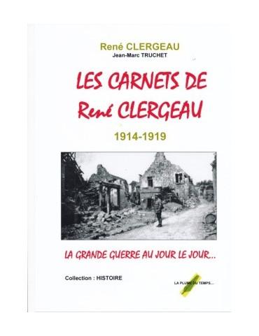 LES CARNETS DE René CLERGEAU