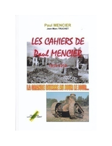 LES CAHIERS DE Paul MENCIER