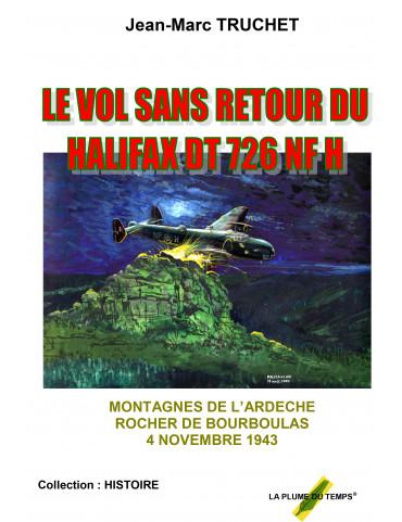 LE VOL SANS RETOUR DU HALIFAX